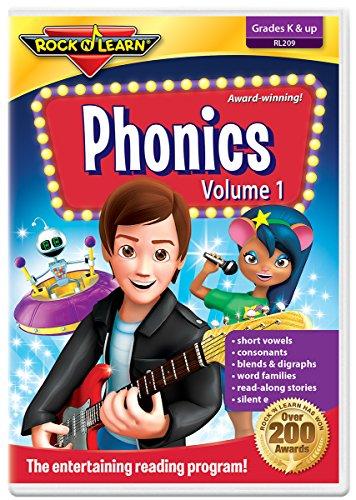 Rock N Learn: Phonics - Volume 1