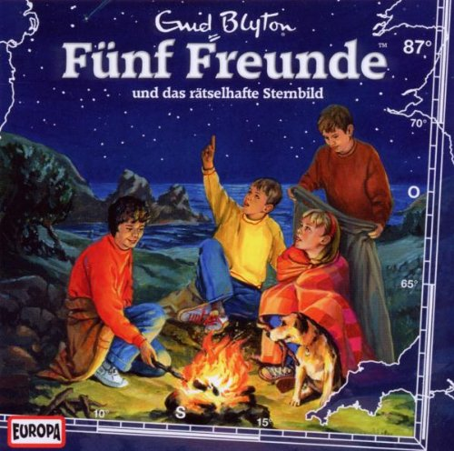 F-nf-Freunde-087-und-das-R-tselhafte-Sternbild-Funf-Freunde-CD-PKVG-The