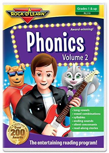Rock N Learn: Phonics - Volume 2