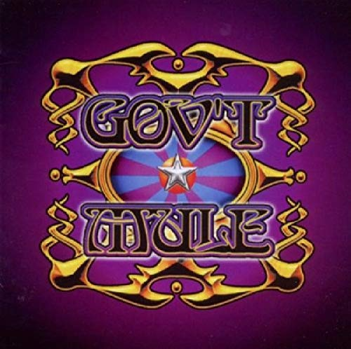 Govt Mule - LIVE WITH A LITTLE HELP FROM OUR FRIENDS By Govt Mule