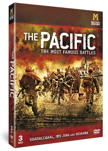 The-Pacific-The-Most-Famous-Battles-DVD-CD-M0VG-FREE-Shipping