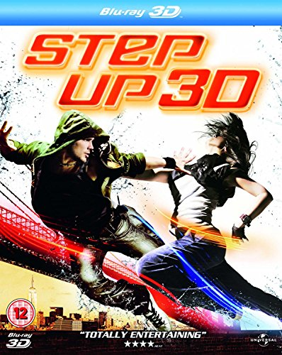 Step Up 3: 3D Edition  (Blu-ray 3D)