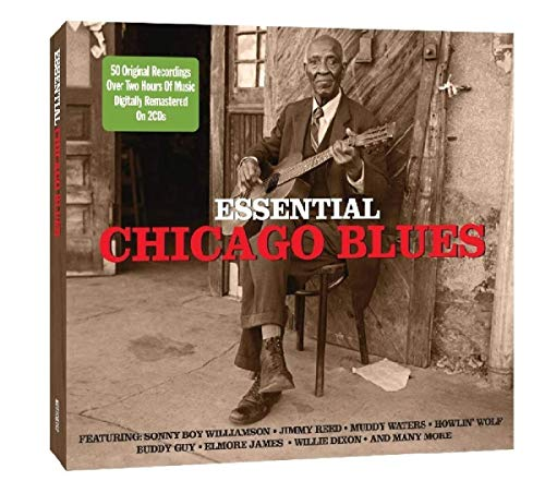Various Artists - Essential Chicago Blues By Various Artists