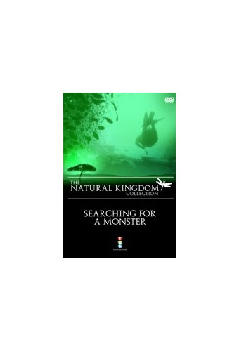 Natural-Kingdom-Searching-For-a-Monster-DVD-CD-V0VG-FREE-Shipping
