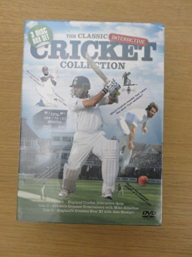 THE-CLASSIC-INTERACTIVE-CRICKET-COLLECTION-CD-OAVG-FREE-Shipping