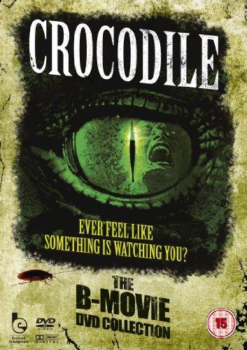 Crocodile-DVD-CD-VAVG-FREE-Shipping