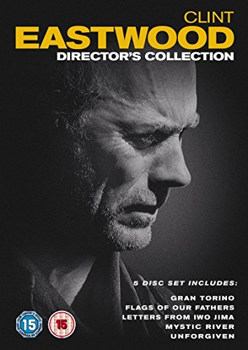 Clint Eastwood: Director's Collection [Mystic River, Unforgiven, Gran Torino, Letters From Iwo Jima,