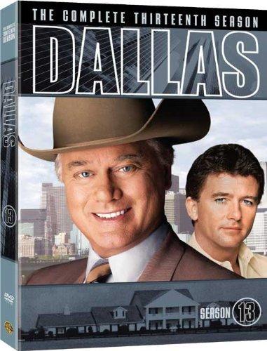 Dallas-Season-13-DVD-2010-CD-IOVG-FREE-Shipping
