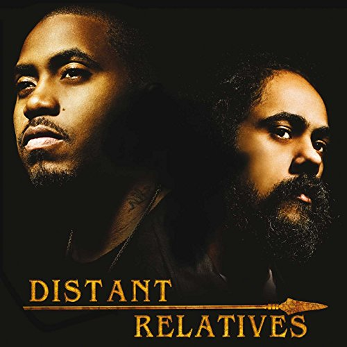 Distant Relatives By Damian Marley/Nas