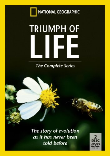 National-Geographic-Triumph-Of-Life-DVD-CD-PUVG-FREE-Shipping