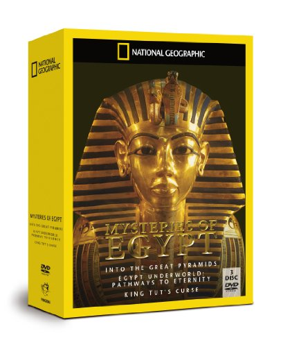 National Geographic: Mysteries Of Egypt