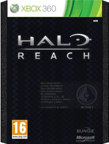 Halo: Reach Limited Collectors Edition (Xbox 360)