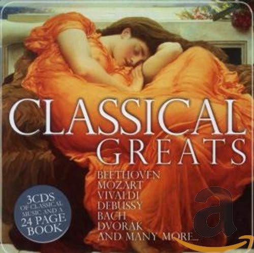 Various Artists - Classical Greats By Various Artists