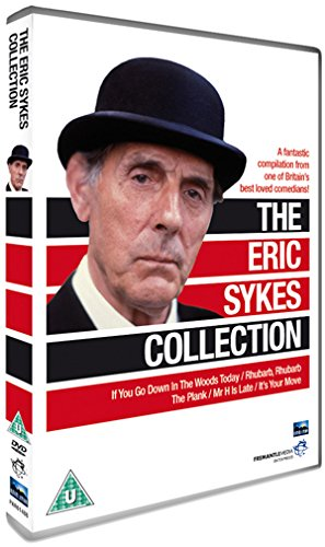 The-Eric-Sykes-Collection-DVD-2010-DVD-JWVG-The-Cheap-Fast-Free-Post