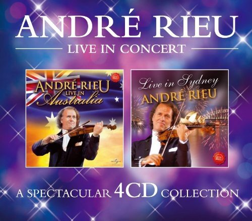 Andre Rieu - Live In Concert