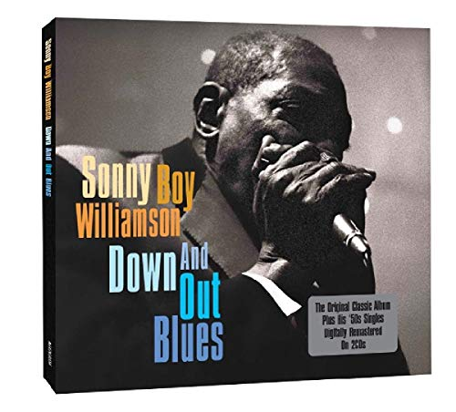 Sonny Boy Williamson - Down and Out Blues By Sonny Boy Williamson