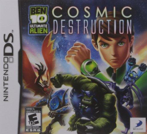 Nintendo Ds - Ben 10: Ultimate Alien / Game