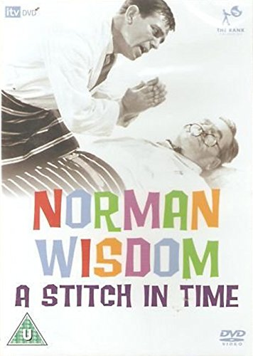 Norman-Wisdom-A-Stitch-In-Time-DVD-CD-3OVG-FREE-Shipping