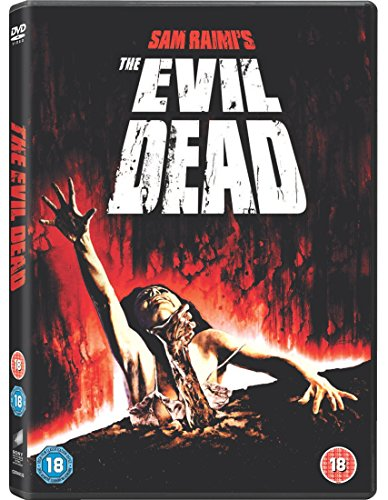 The-Evil-Dead-DVD-2010-CD-1WVG-FREE-Shipping