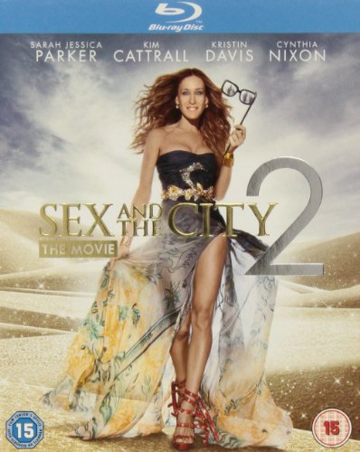 Sex and the City: The Movie 2 (Blu-ray + DVD)