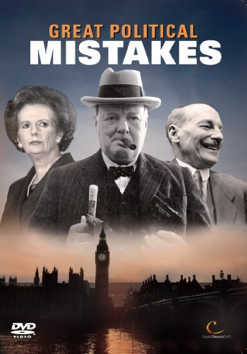Great-Political-Mistakes-DVD-CD-E8VG-FREE-Shipping