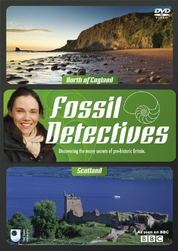 Fossil-Detectives-North-England-amp-Scotland-DVD-CD-JWVG-FREE-Shipping