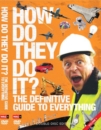 How-Do-They-Do-It-volume-1-DVD-CD-4SVG-FREE-Shipping