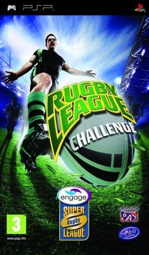 Rugby League Challenge Game PSP