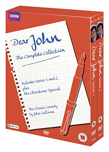 Dear John - Complete Collection - Series 1 & 2 Plus The Christmas Special
