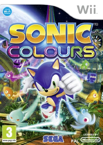 Sonic Colours (Nintendo Wii)