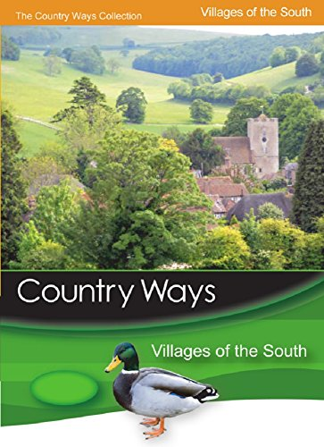 Country-Ways-Villages-of-the-South-DVD-CD-NSVG-FREE-Shipping