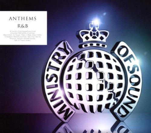 Ministry of Sound Anthems R&B By Various Artists