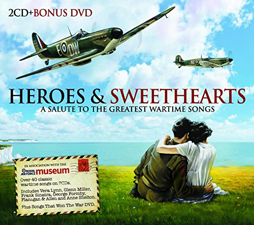 Various - Heroes and Sweethearts (2CD+DVD) By Various
