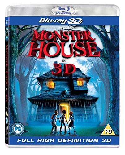 Monster House 3D (Blu-ray 3D)