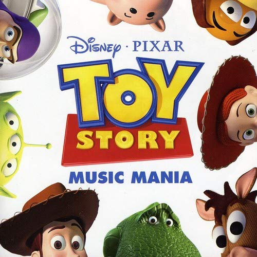 Various Artists - Toy Story Music Mania By Various Artists