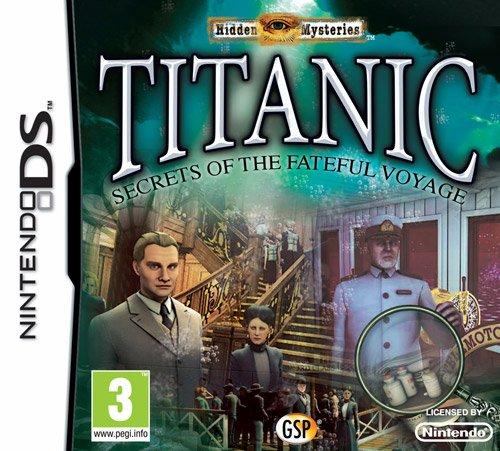 Hidden Mysteries: Titanic (Nintendo DS)