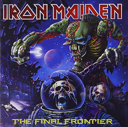 Iron Maiden - The Final Frontier By Iron Maiden