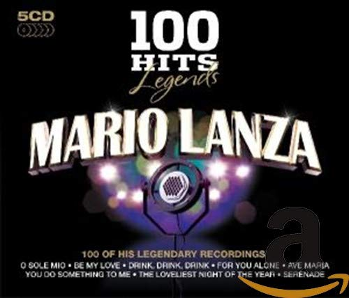 Mario Lanza - 100 Hits Legends - Mario Lanza