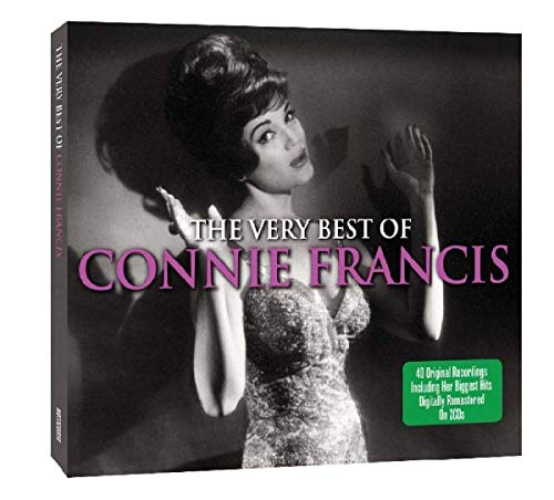 The Very Best Of By Connie Francis