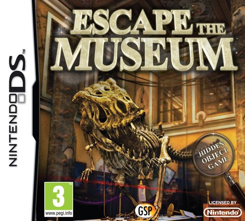 Escape the Museum (Nintendo DS)