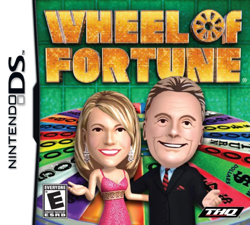 Nintendo Ds - Wheel of Fortune / Game