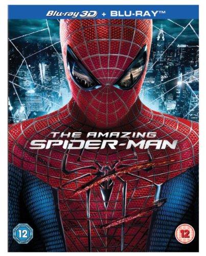 The Amazing Spider-Man (Blu-ray 3D + UV Copy)