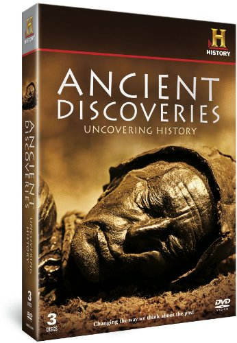 Ancient-Discoveries-Uncovering-History-DVD-CD-7AVG-FREE-Shipping