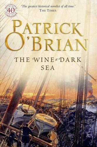 The Wine-Dark Sea By Patrick O'Brian