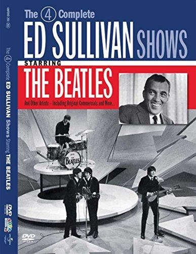 Beatles - The Four Complete Historic Ed Sullivan Shows feat. The Beatles (2 Discs)