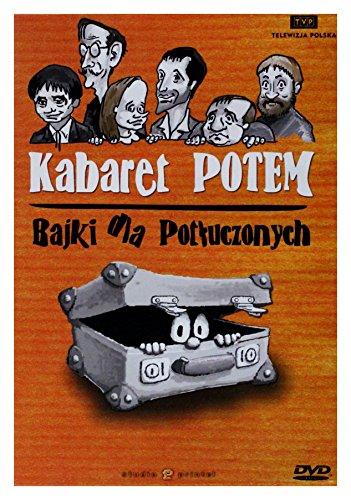 Kabaret-Potem-Bajki-dla-Potluczonych-CD-UYVG-FREE-Shipping
