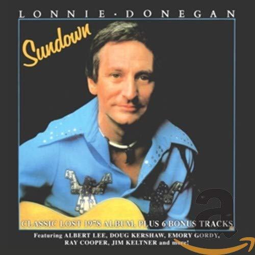 Lonnie Donegan - Sundown By Lonnie Donegan