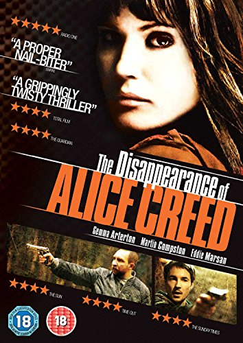 The-Disappearance-of-Alice-Creed-DVD-CD-N8VG-FREE-Shipping