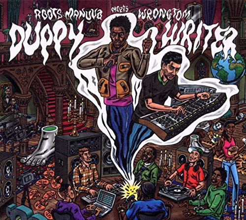 Roots Manuva Meets Wrongtom - Duppy Writer By Roots Manuva Meets Wrongtom