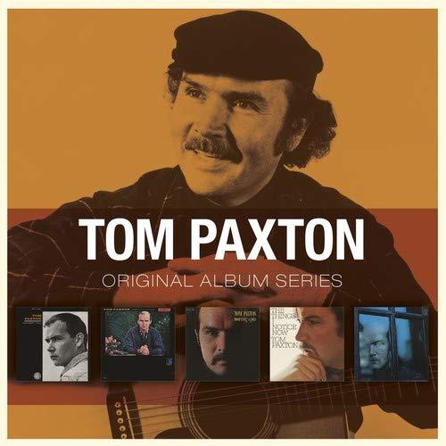 Tom Paxton - Original Album Series By Tom Paxton